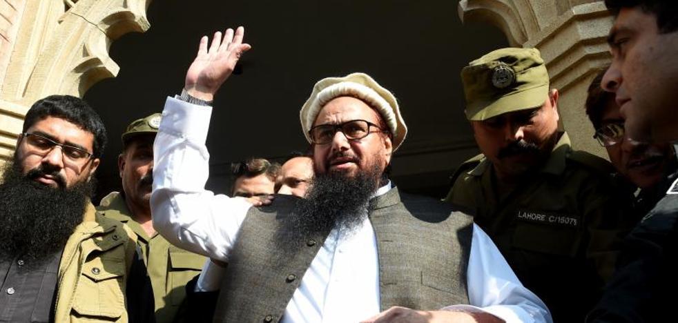 Un tribunal de Pakistán pone en libertad al 'cerebro' de los atentados de Bombay de 2008