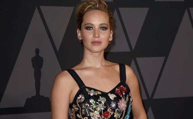 Jennifer Lawrence: «Siento que fui violada por todo el planeta»