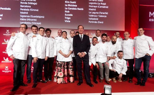 El Amelia de Donostia recibe su primera estrella Michelin y Gipuzkoa suma ya 17
