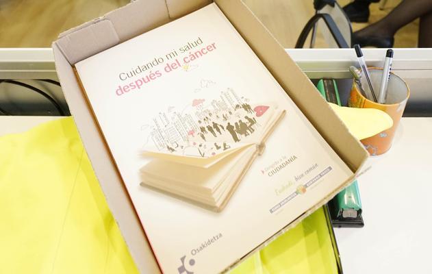 Euskadi pone en marcha el primer taller de autocuidado tras el cáncer