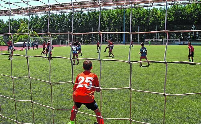 El estadio de Beraun se podrá utilizar gratis