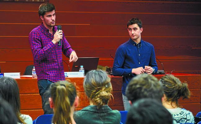 Alberdi y Romarate, la cara B del deporte