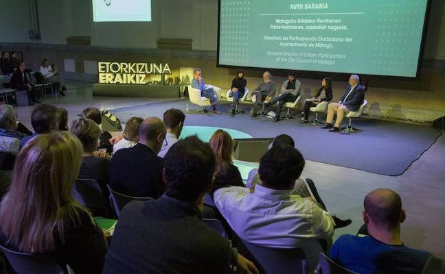 Ayuntamientos de Gipuzkoa debaten sobre la participación ciudadana