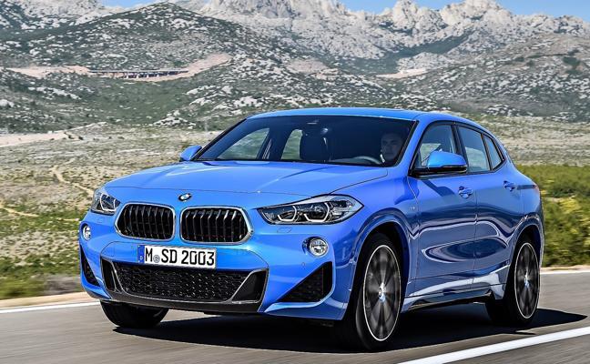 BMW X2, bonito y de altas prestaciones