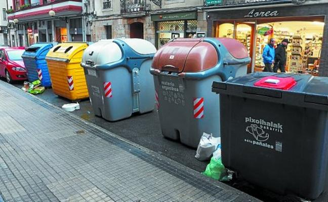 La Diputación lanza 'InguruApp', una aplicación para smartphone reciclaje y cambio climático
