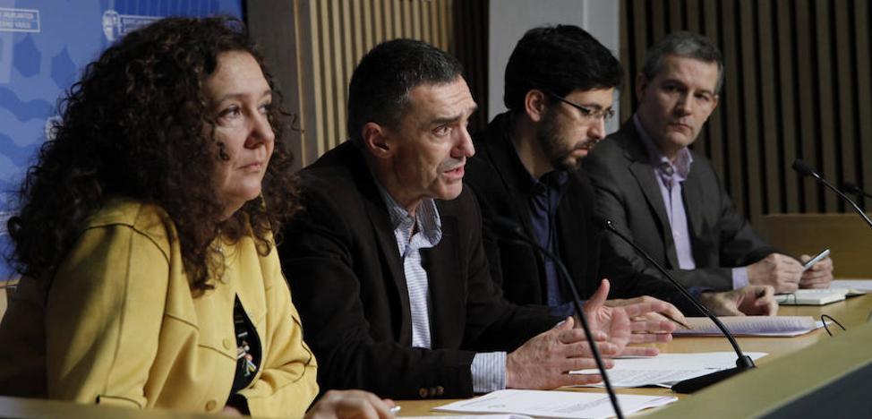 El Gobierno Vasco pide cambiar la política penitenciaria por su impacto en las familias de presos de ETA