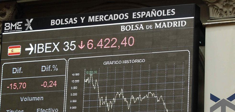La fuerza del euro merma el avance del Ibex-35 e impide que alcance los 10.100