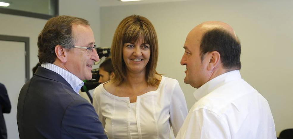 PNV, PSE y PP logran «avances» para cerrar un pacto fiscal y presupuestario