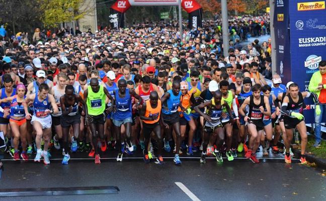 A por el récord del maratón