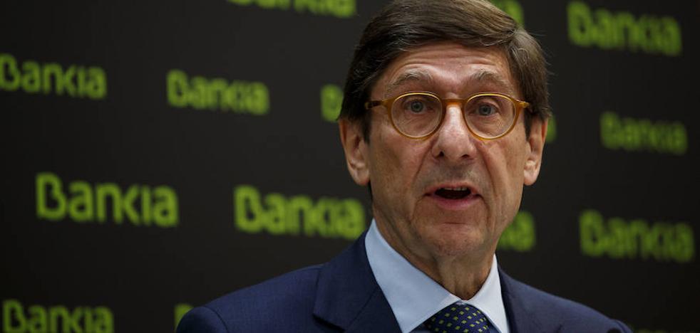 Goirigolzarri defiende el rescate a Bankia con independencia del resultado de su privatización