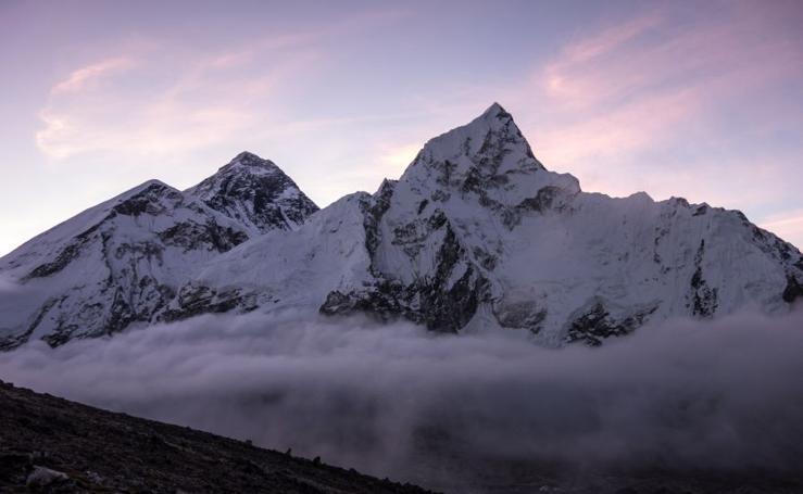 Gorak Shep (5.164 m.) Kala Pattar (3.900 m.)
