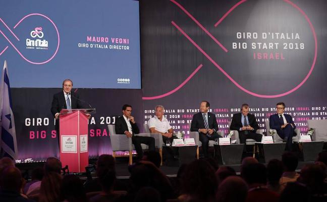 «Froome tiene que completar el triplete», cree el director del Giro