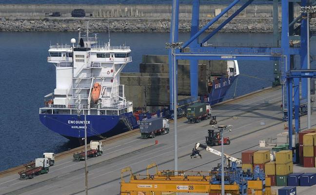 Las exportaciones vascas subieron un 12,7% en el tercer trimestre