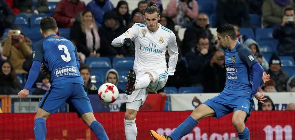 Bale saca al Madrid del atolladero