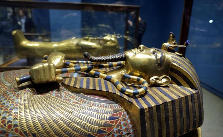 Piezas únicas en el Museo Egipcio