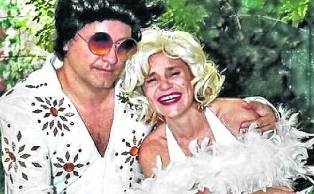 Eugenia Martínez de Irujo se casa en Las Vegas