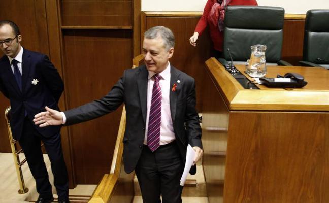 Urkullu defiende que el acuerdo sobre fiscalidad es «amplio y muy positivo»