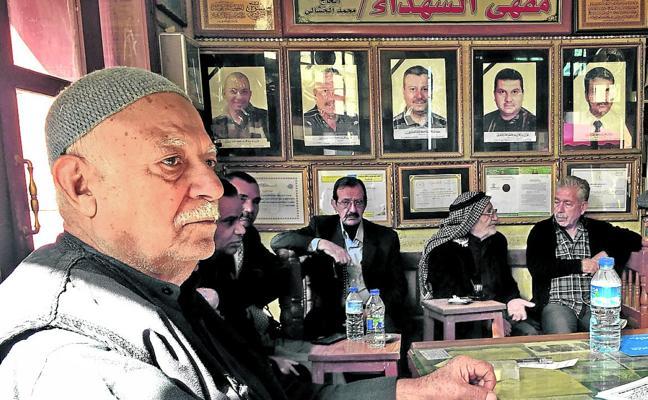 El café iraquí que nunca cerró
