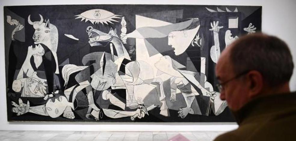 Todo el 'Guernica' en un click