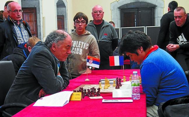 El Torneo Internacional de Ajedrez llegará a Elgoibar el 16 de diciembre