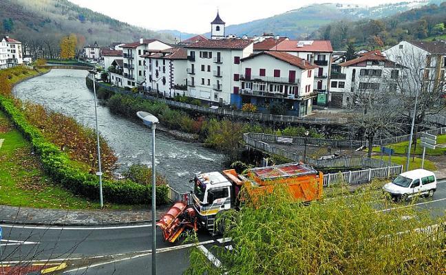 El Gobierno de Navarra aconseja precaución ante la previsión de heladas