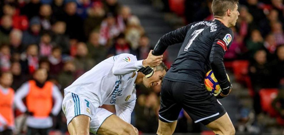 Cristiano Ronaldo, un inminente Balón de Oro sin gol en la Liga