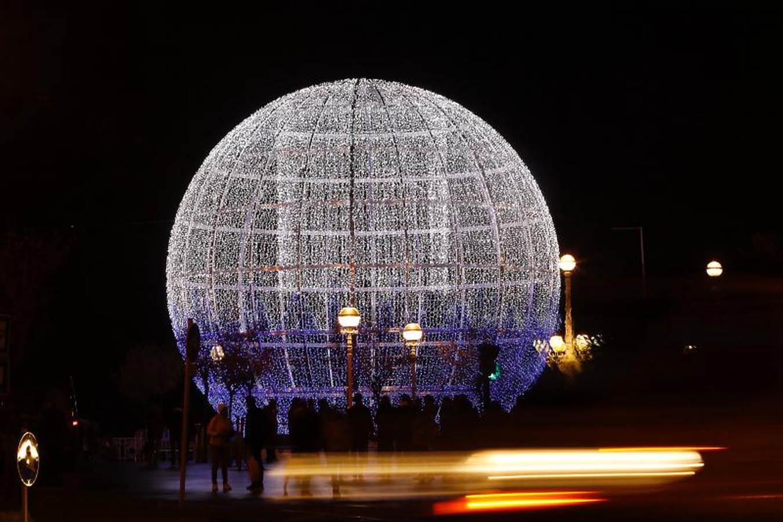 Donostia estrena espectáculo navideño