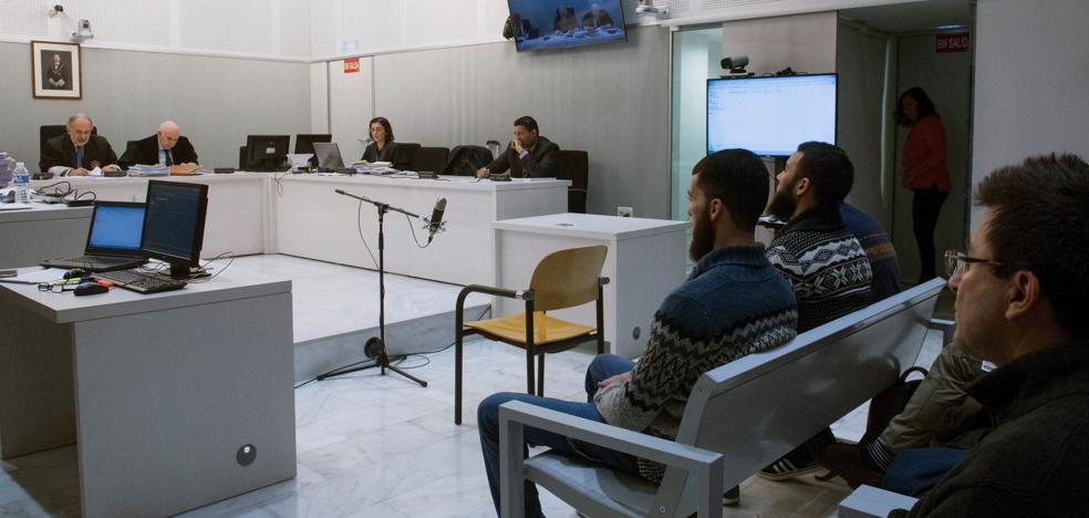 Un yihadista juzgado por la Audiencia Nacional culpa a los porros de sus ganas de «lapidar»