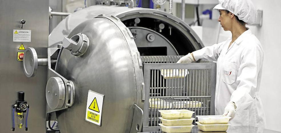 La producción industrial en Euskadi ha crecido un 2,7% hasta octubre