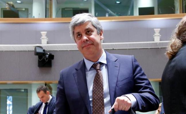 El ministro de Finanzas portugués, nuevo presidente del Eurogrupo