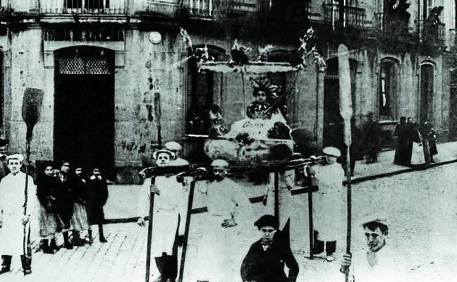 1917. El misterioso caso de los panecillos menguantes