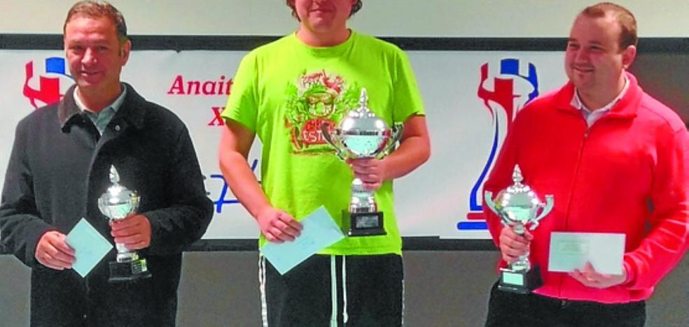 Más de un centenar de ajedrecistas en el XXII Torneo de San Andrés