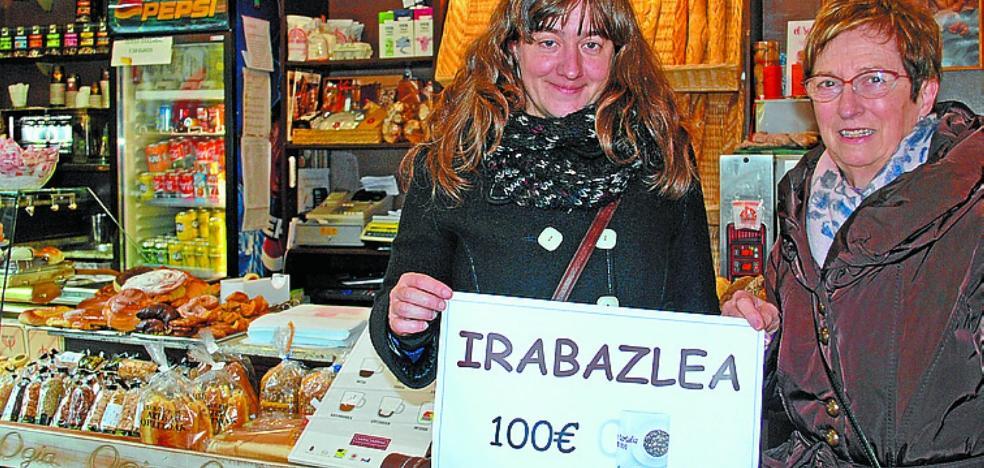 Segundo Laskarai gana el premio de Café y Tertulia