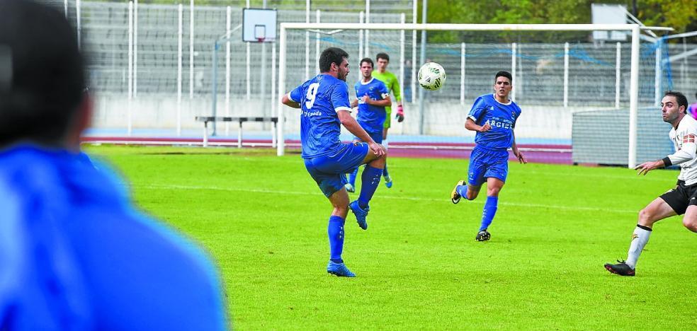El Tolosa CF quiere reaccionar mañana en casa ante el Vasconia