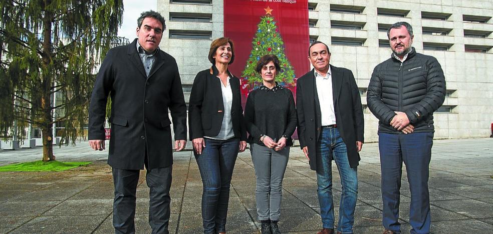 La Feria de Navidad propone un plan familiar este fin de semana en Ficoba