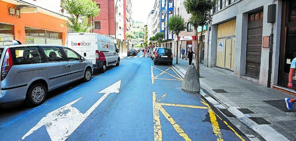 Gudari relevará a la avenida de Navarra en el plan de reforma viario