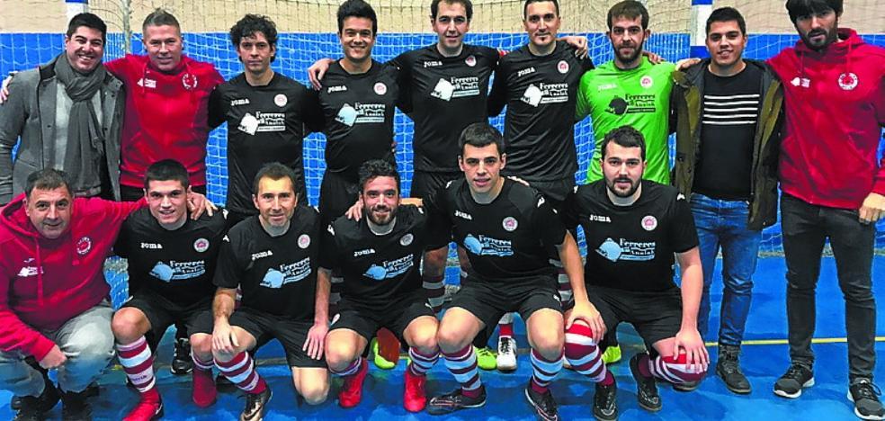 El Pescados Ferreres se hizo con la victoria por 7-3 contra el Aurrera
