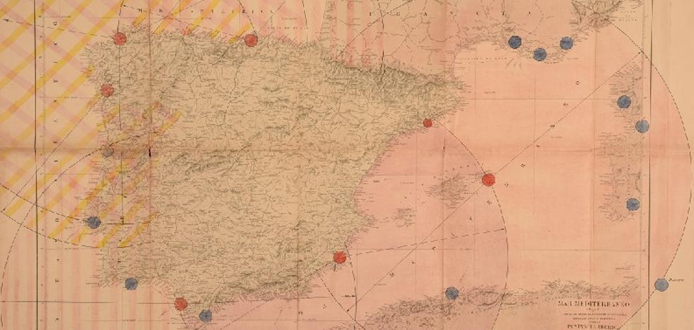 El Museo Naval celebra el centenario del arma aérea en la marina de guerra con 'Mar de Alas'