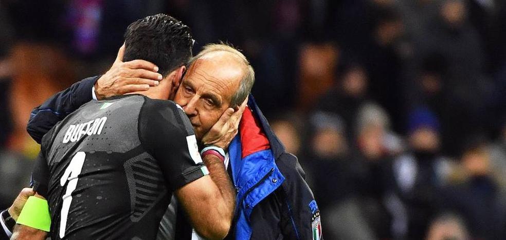 ¿Y si Italia acaba jugando el Mundial?
