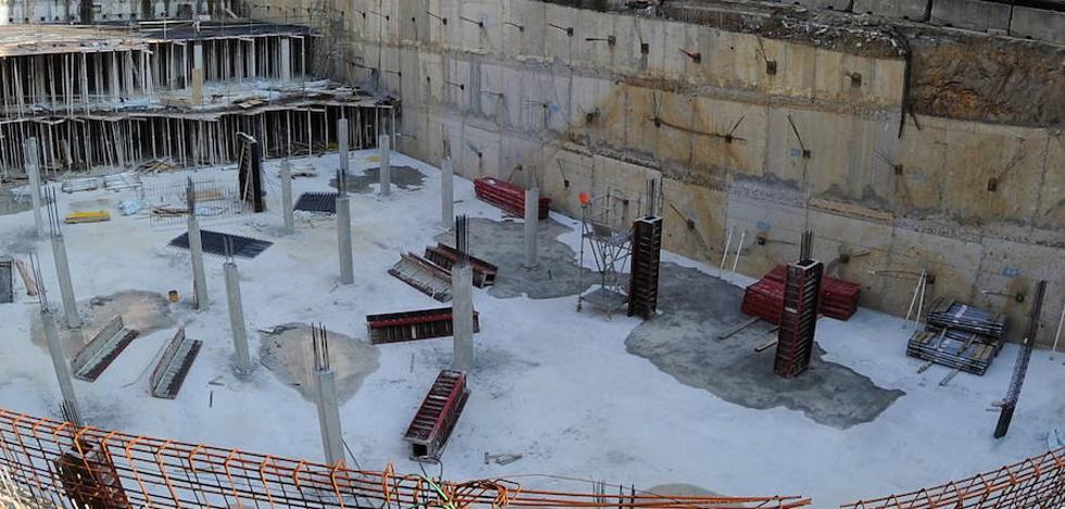 El Ayuntamiento de Eibar rescinde el contrato de construcción de las obras de Errebal