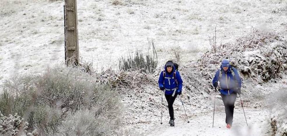 Gipuzkoa ha registrado esta pasada madrugada la temperatura más baja de Euskadi