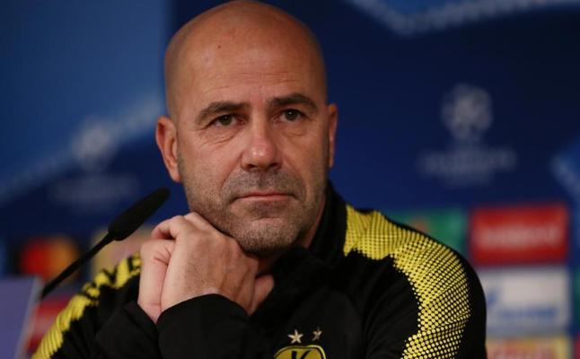 Bosz: «Si el Real Madrid está en crisis, dónde estaremos nosotros»