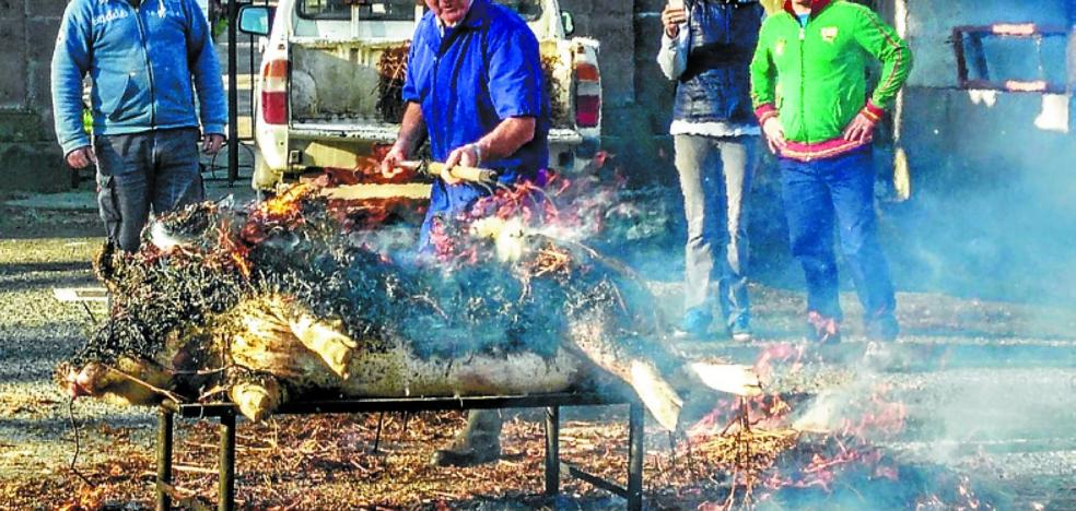 Doneztebe celebra sus Jornadas Gastronómicas del Cerdo