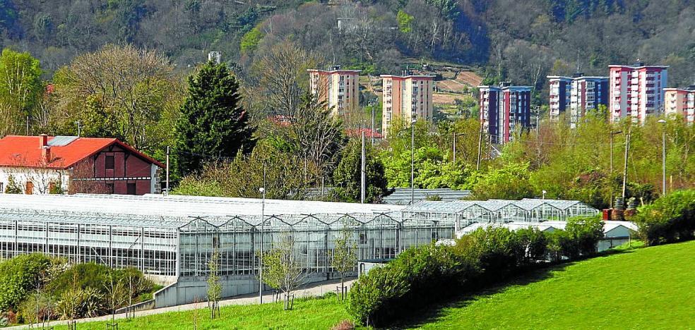 Lau Haizeta contará con dos campos de fútbol, aparcamiento y más huertas públicas