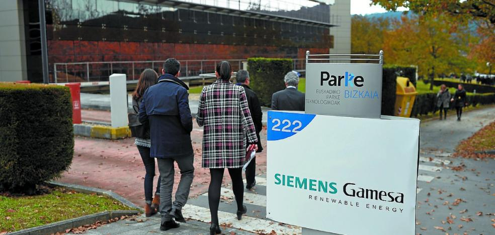 Tapia pide a Siemens Gamesa celeridad en la presentación del plan estratégico