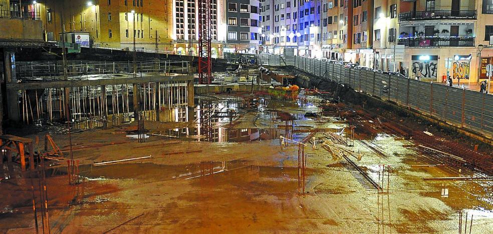 El Ayuntamiento rescinde el contrato con Dragados para la obra de Errebal