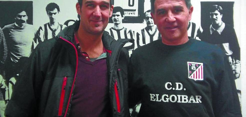 'Lutxo' Iturrino dirigirá al CD Elgoibar de la categoría Juvenil de Honor