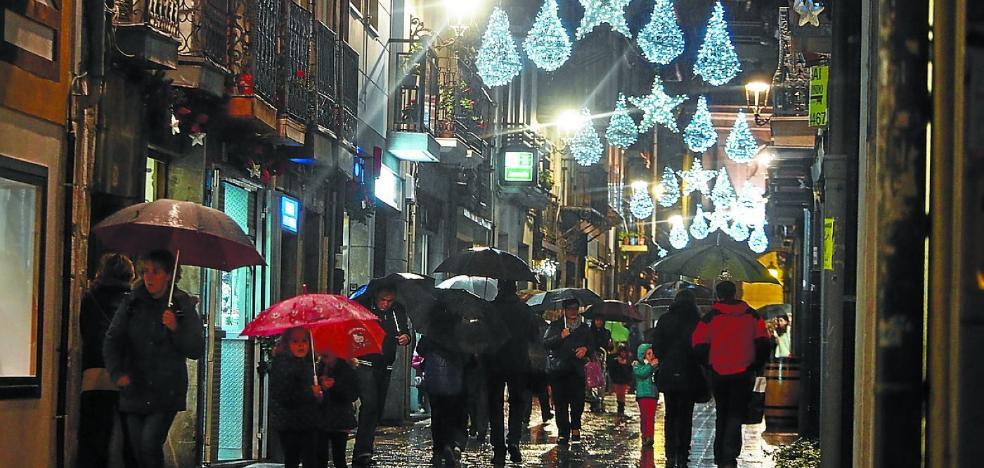 El Ayuntamiento destina 17.550 euros a la iluminación navideña