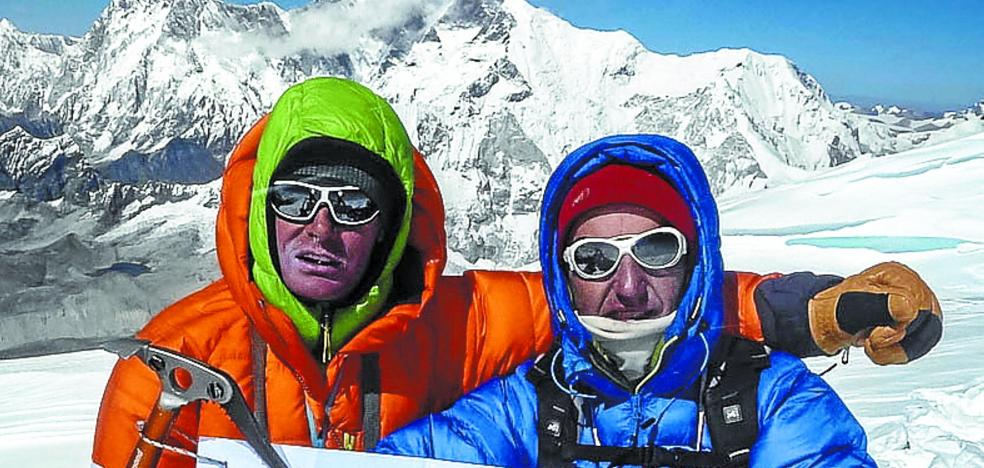 Alberto Iñurrategi participa en la Semana de la Montaña de Irungo Mendizaleak