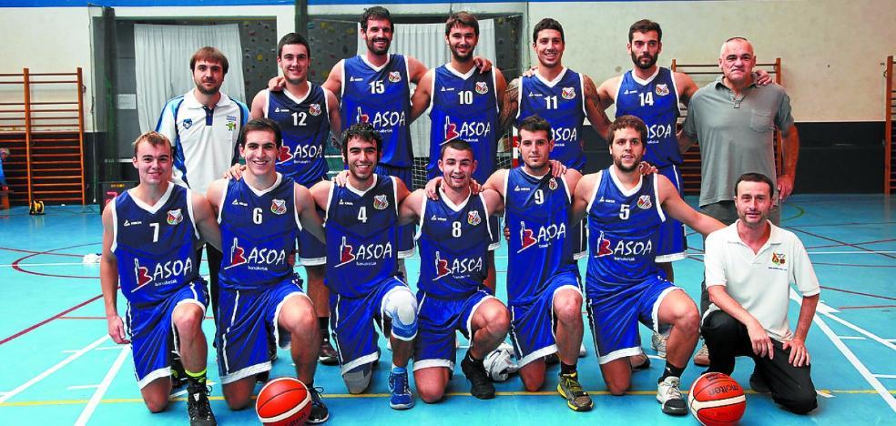 El sénior de basket lo tiene difícil en Santander